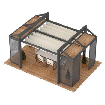 Terrassenüberdachung online kaufen