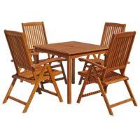 Holz-Sitzgruppen