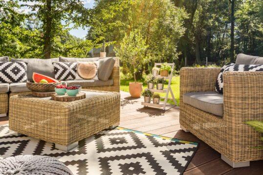 Terrassengestaltung – Terrasse anlegen und kreativ gestalten