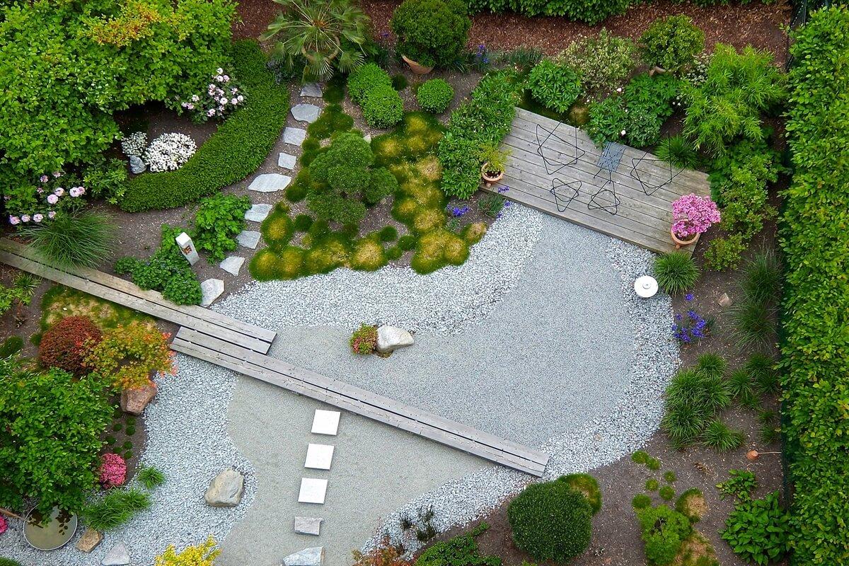 Plane deine Gartengestaltung mithilfe von 3D-Online-Gartenplanern
