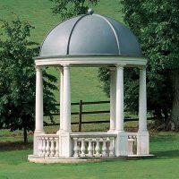 Säulenpavillons