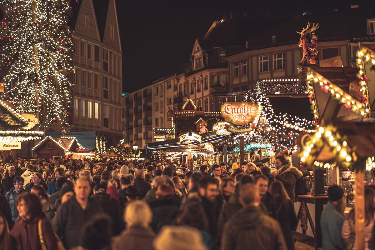 Totensonntag und Weihnachtsmarkt