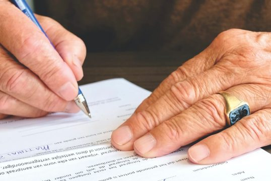 Vorsorgevollmacht  Betreuungsverfügung & Betreuungsvollmacht  (kostenloses Formular zum Ausdrucken)