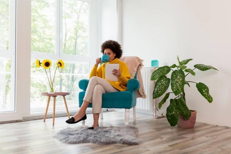 Der Lesesessel: gemütliche und stilvolle Atmosphäre für jeden Raum