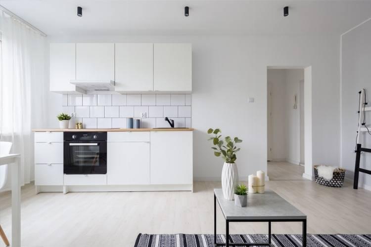 Miniküchen: Platz sparende Kombinationen fürs Kochen und mehr