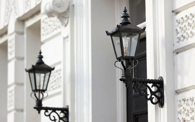 Hoflampen und Hofbeleuchtung in Modern & Nostalgisch mit LED