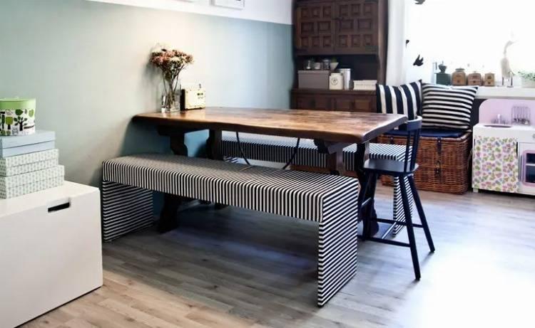 Küchenbänke von Landhaus bis Vintage in Holz & Metall