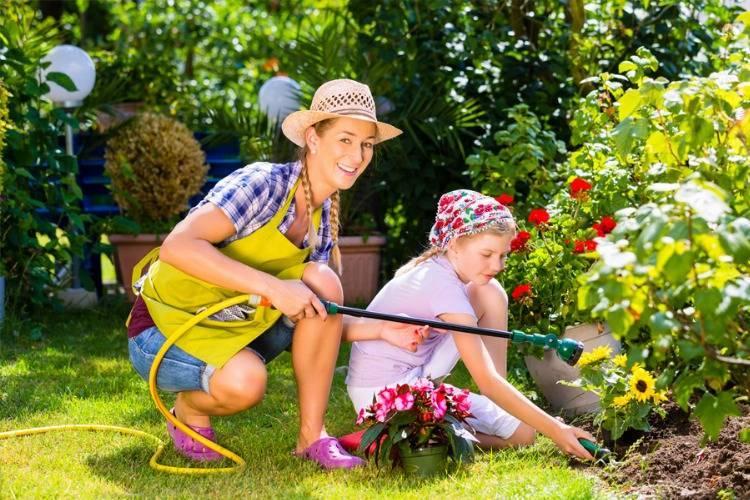 Der ideale Gießstab für die heimische Gartenbewässerung
