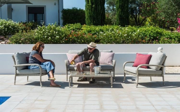 Relax Gartensessel - für hohen Sitzkomfort draußen