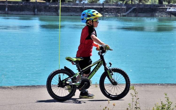 Kindermountainbikes - Weg von der Straße, ab in die Natur