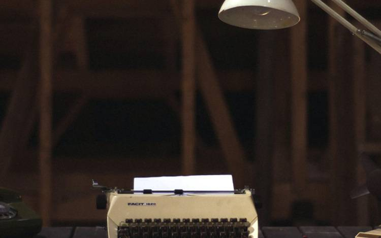 Zurück in die 50er. 60er und 70er mit einer Retro-Lampe