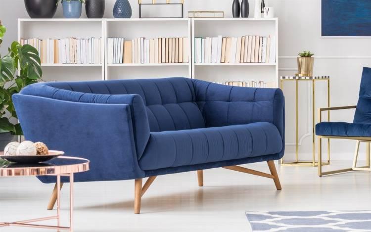 Stylische Sofas im Retro Stil