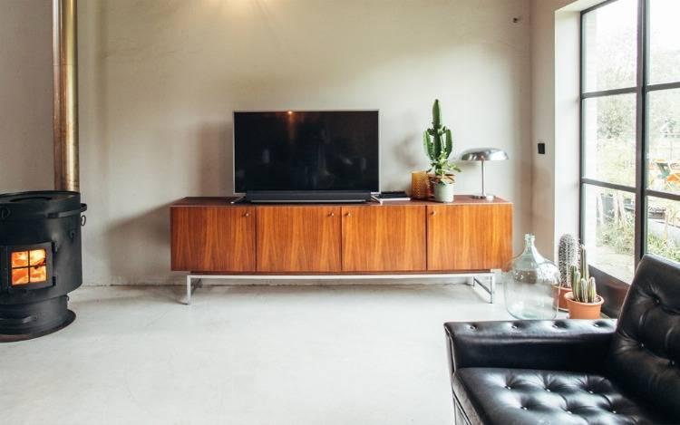 Fernsehschränke und Phonoschränke - wie aus dem Wohnzimmer ein Heimkino wird