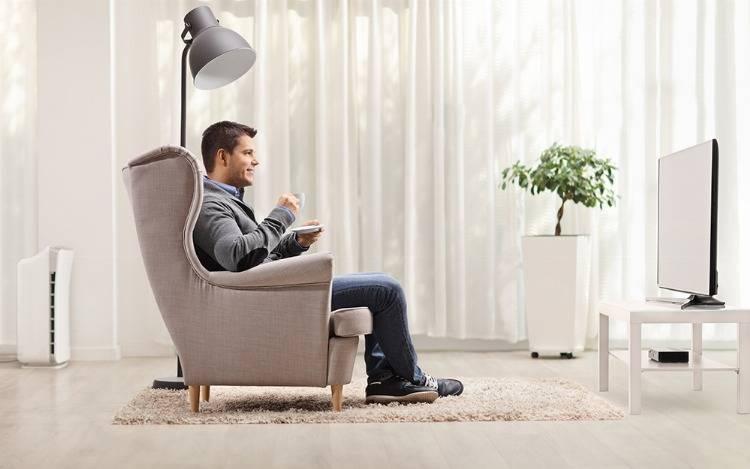 Fernsehsessel für entspannte Stunden vor dem TV