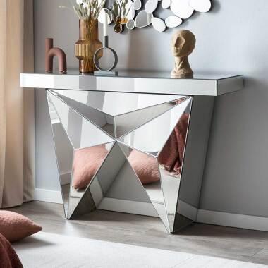 Spiegel Konsolen Tisch in modernem Design...