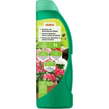 OBI Geranien- und Balkonpflanzen-Dünger 1 l