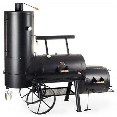 JOES Barbeque Smoker CHUCKWAGON Catering 24 Zoll bei Demmelhuber