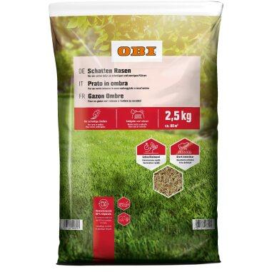 OBI Schatten-Rasen 2,5 kg