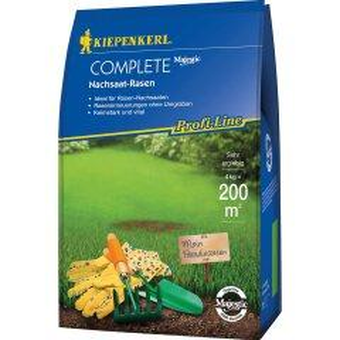 Kiepenkerl Nachsaat-Rasen Profi-Line Complete 4 kg