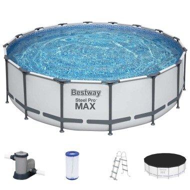 Bestway Frame Pool Steel Pro Max™...