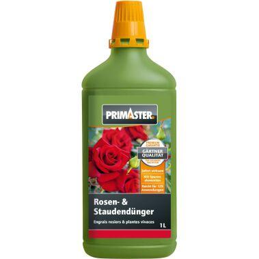 Primaster Flüssigdünger Rosen und Stauden 1 L