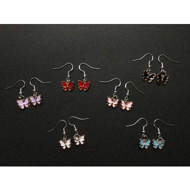 Schmetterling-Ohrringe, Cute Earrings...
