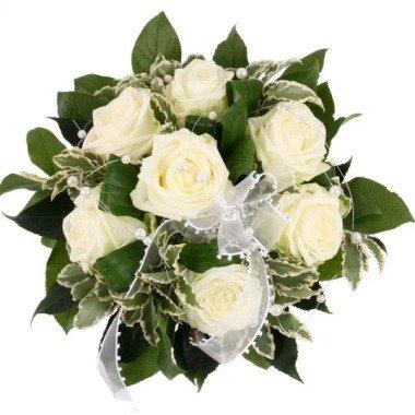 Brautstrauß White Dream Online-bestellen und verschicken