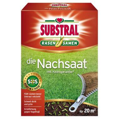 Substral Rasensamen Die Nachsaat 400 g, für 20 m²