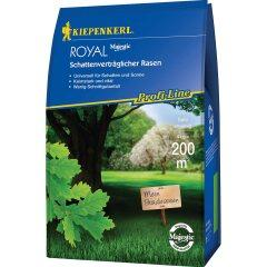 Kiepenkerl Schattenverträglicher Rasen Profi-Line Royal 4 kg