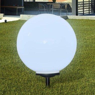 vidaXL Außenlampe Solarkugel Kugellampe...