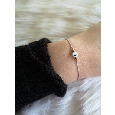 Armband Personalisiert Anfangsbuchstabe Name Initialen Partnerarmband Pärchenar