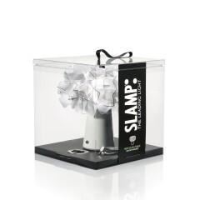 Slamp Clizia Table Battery LED Akkuleuchte, Mama non Mama, inkl. Geschenkbox bei Leuchtenland