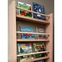 Kinder Bücherregal Buche Unbehandelt