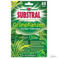 Substral Dünger-Stäbchen für Grünpflanzen...