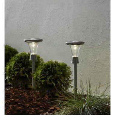 LED Solar Wegleuchte