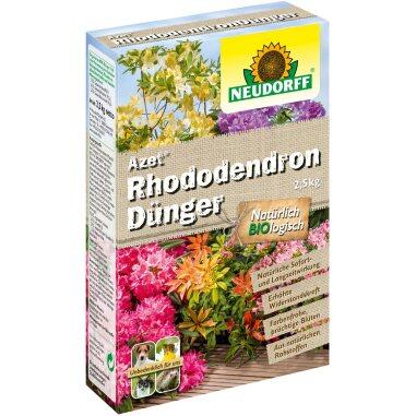 Neudorff Azet Rhododendron-Dünger 2,5 kg