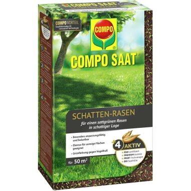 Compo Saat Schatten-Rasen 1 kg