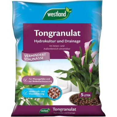 Westland Tongranulat Blähton 5 l