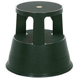 ALCO Rollhocker 885 schwarz Kunststoff