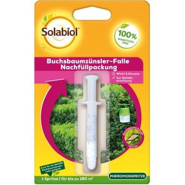 Solabiol Buchsbaumzünsler-Falle Nachfüllpackung