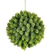 Creativ green Künstliche Zimmerpflanze »Hopfenkugel«
