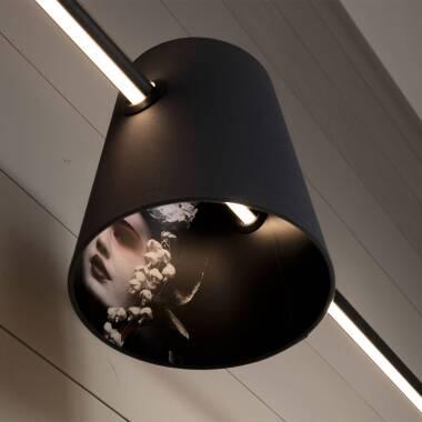 Karman Cupido Schirm für LED-Balken-Pendellampe