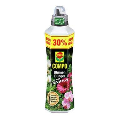 COMPO Blumendünger mit Guano für alle Balkon-, Terrassen- und Zimmerpflanzen