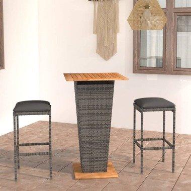 Esstischstuhl aus Kiefer Massivholz Landhausstil (2er Set)
