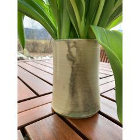 Vase, Blumenvase, Steinzeug