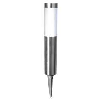 LED Solar Wegleuchte CORDOBA Edelstahl warmweiße LED 20lm Dämmerungsenso
