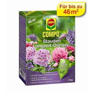 COMPO Stauden-Langzeit-Düngeperls