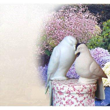 Steinfiguren für den Garten | Steinfigur...