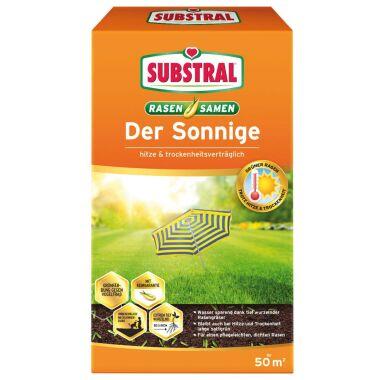 Substral Rasensamen Der Sonnige 1,25 kg, für 50 m²