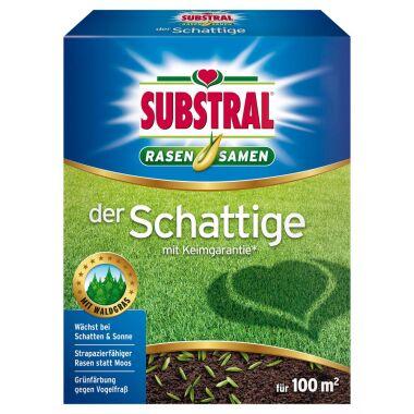 Substral Rasensamen der Schattige 2 kg, für 100 m²